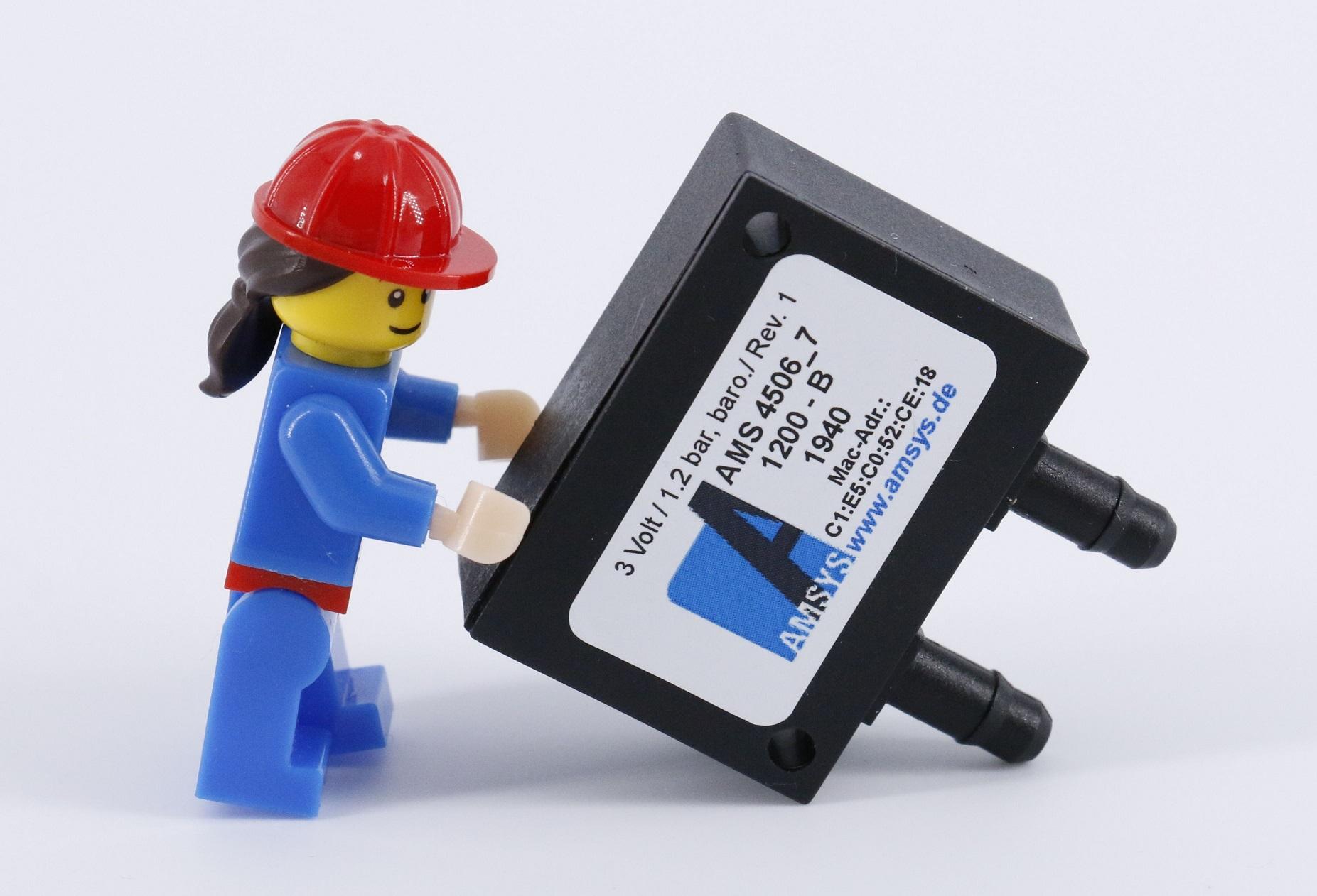 AMS 4516 kabelloser Bluetooth Drucksensor