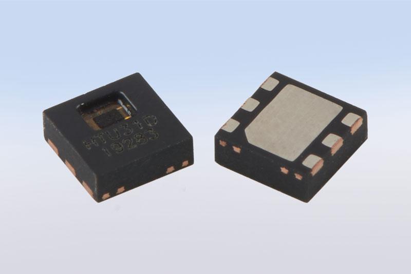 HTU31D - Digital humidity- and temperature sensor by AMSYS