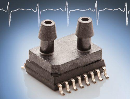 Bidirectional SOIC-differential pressure sensor SM9333
