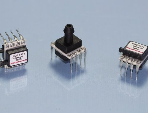AMS 6916 – small sized analog pressure sensor